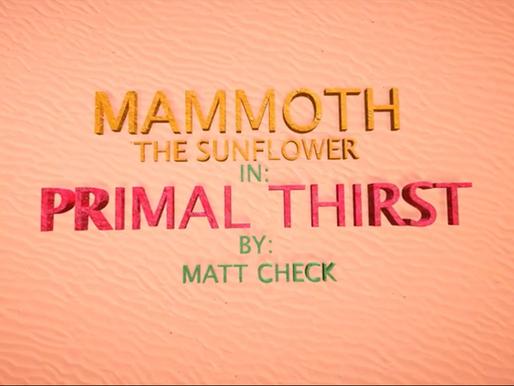 Mammoth: Primal Thirst short film review