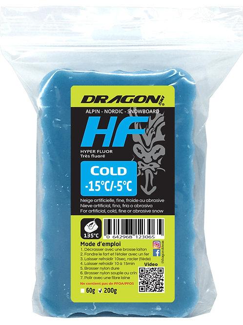 DRAGONSKI HF BLEU 200G -15° A -5°