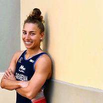 Margot GARABEDIAN Equipe de France de tr