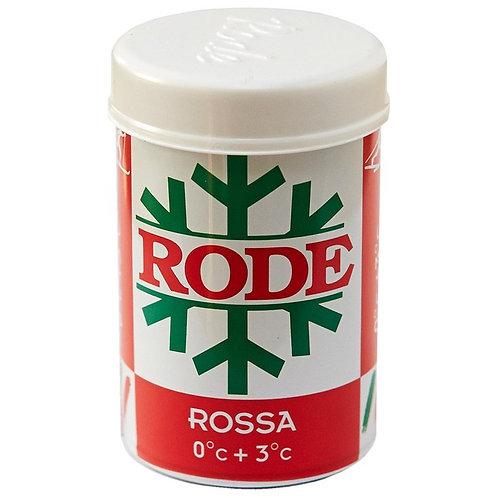 RODE POUSSETTE ROSSA P50 0+3