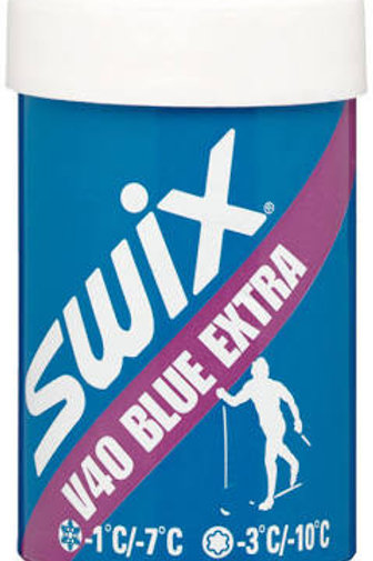 SWIX V40 BLUE EXTRA -1° A -7°