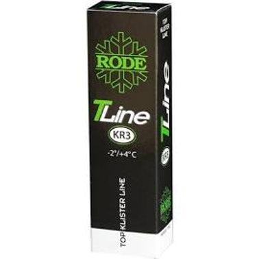 RODE KLISTER TLINE KR3 -2° A 4°