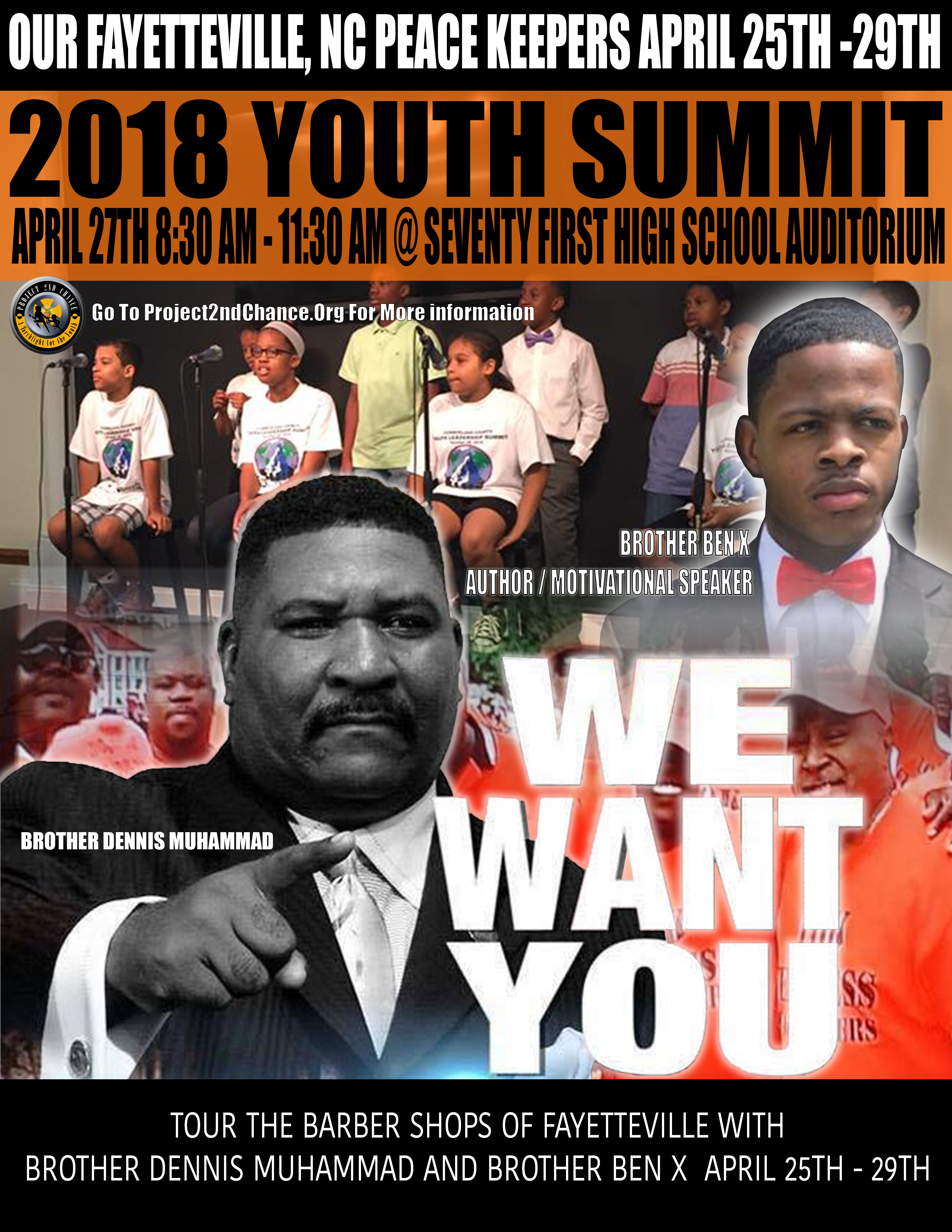 YOUTHSUMMIT 2018 FLYER