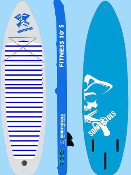 """SURFPISTOLS FIT 10'5 PIRATE 10'5 33"""""""" 5"""" 220L"""