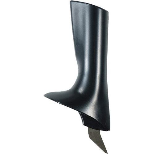 EXEL POINTE SKI A ROULETTE POWER ROLLER FERRULE 10mm NOIR