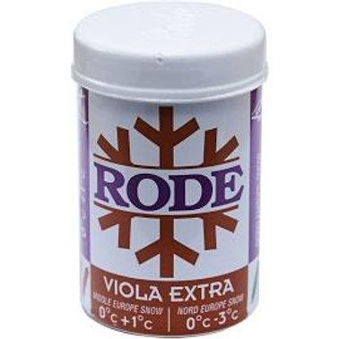 RODE POUSSETTE VIOLA EXTRA 0° A 1°