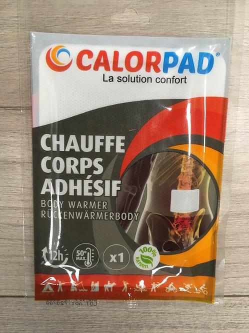 CALORPAD CHAUFFE CORPS ADHESIF 12H 704AC