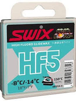 SWIX HF5 HFX-4 -8° A -14°