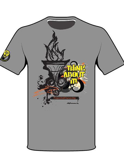 Official Project 2nd Chance Tee Shirt