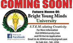 BYMU COMMING SOON BUILDING BANNER
