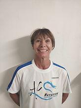 Edith MOREAU natation ACS Multi-Champion