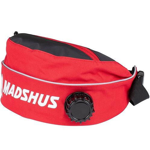 MADSHUS PORTE GOURDE THERMOBELT RED OU NOIR