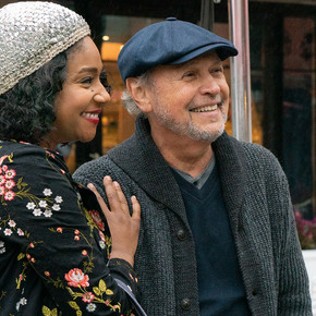 Review: Billy Crystal and Tiffany Haddish are lost and confused in mediocre 'Here Today'