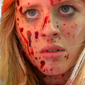 Review: Ultraviolent 'Becky' shows teenager battling against neo-Nazi's