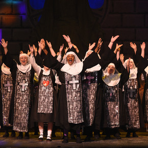 Review: Croswell's hilarious 'Sister Act' keeps the faith