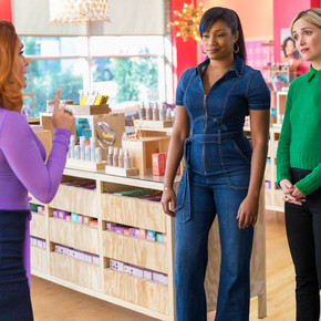 Review: Tiffany Haddish and Rose Byrne fail to salvage disposable 'Like A Boss'