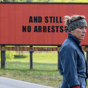 Film Review: THREE BILLBOARDS looks to start a conversation
