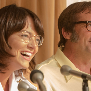 FilmReview BATTLE OF THE SEXES Is An Ace for Both the Silver-Screen andEqual Rights