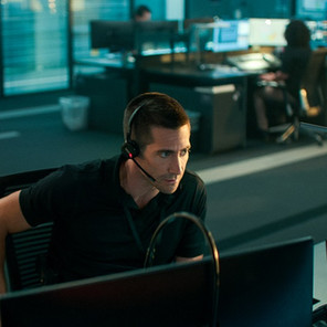 Review: Jake Gyllenhaal elevates tense American remake of 'The Guilty'