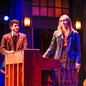 REVIEW: Croswell's folk musical 'Once' a unique experience