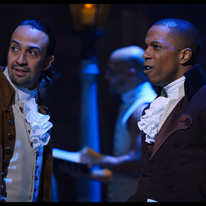 Review: Disney+'s sensational live recording of 'Hamilton' will leave you breathless