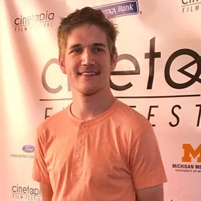 Comedian and Director Bo Burnham premieres new film 'Eighth Grade' at the Cinetopia Film Fes