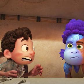 Review: Far from Pixar's best, 'Luca' still delivers visual splendor
