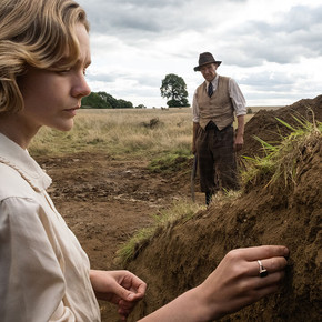 Review: 'The Dig' unearths solid period drama