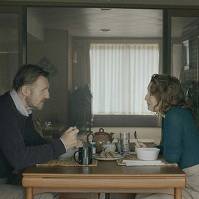 Review: Liam Neeson and Lesley Manville elevate cancer drama 'Ordinary Love'