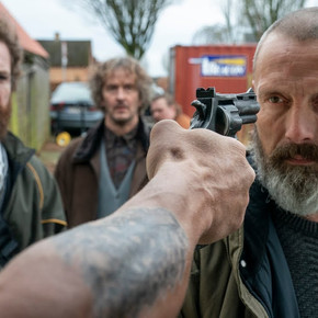 Review: Mads Mikkelsen goes full tilt in deliriously fun, action packed 'Riders of Justice'