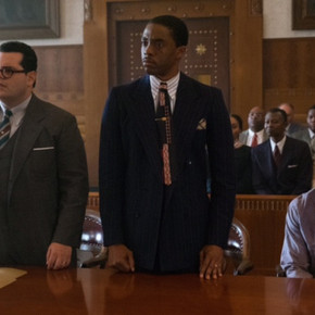 Film Review: The Only Thing MARSHALL Seems To Be Guilty Of is Some Welcome Originality