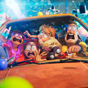Review: Hyperactive family comedy 'The Mitchells vs. The Machines' delivers the goods