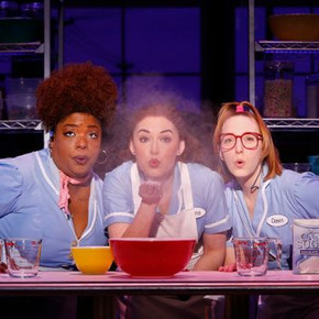 Review: Lovely 'Waitress' is cooked with all the right ingredients