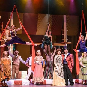 Review: Immersive and memorable 'Barnum' takes over The Croswell