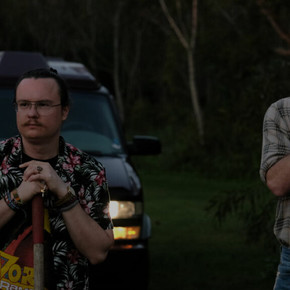 Review: Quirky characters never find rhythm in feeble 'Arkansas'