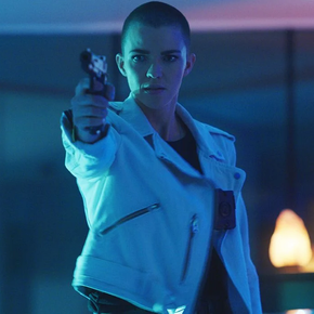 Review: Ruby Rose and Morgan Freeman run amok in gimmicky fueled 'Vanquish'