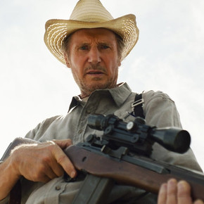 Review: Liam Neeson fights the cartel in passable 'The Marksman'