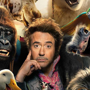 Review: Incoherent 'Dolittle' sinks Robert Downey Jr to new career low
