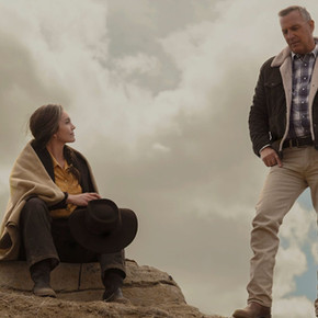 Review: Kevin Costner and Diane Lane excel in gritty 'Let Him Go'