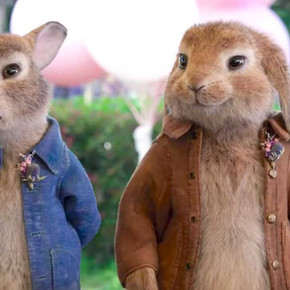 Review: Hyper sequel 'Peter Rabbit 2' frolics with joy
