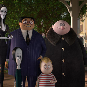 Review: Quirky 'The Addams Family 2' offers harmless macabre hijinks
