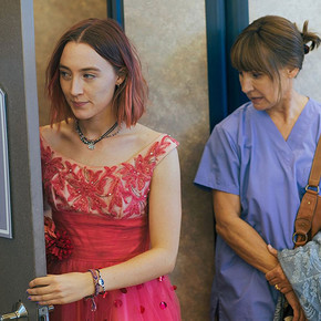 Film Review: The best picture race tightens with incredible LADY BIRD