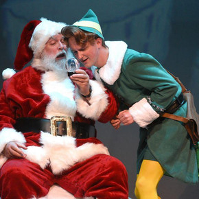 Review: Terrific cast bring Christmas cheer to 'Elf: The Musical' at the Croswell