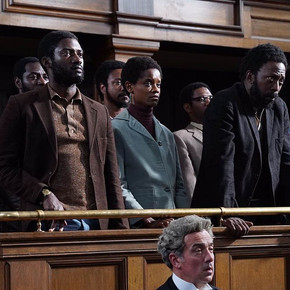 Review: Gripping 'Mangrove'  tackles racial injustice in dramatic courtroom setting