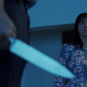 Review: Generic home invasion thriller 'Held' comes with a twist