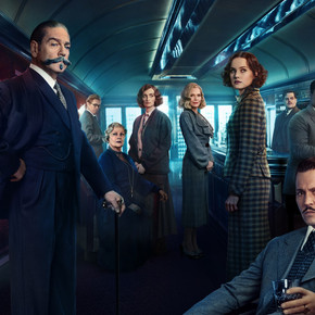 Film Review: OversaturatedMURDER ON THE ORIENT EXPRESS is a passable old fashion whodunnit