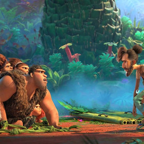 Review: Long delayed 'The Croods: A New Age' digs up solid family fun