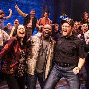Review: Moving 'Come From Away' one of the decade's best musicals