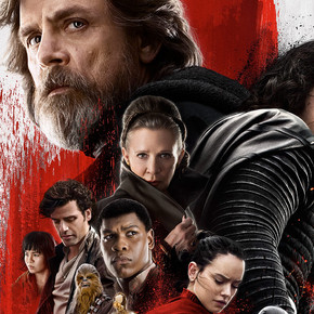 Film Review: Bold and spectacular THE LAST JEDI comes up (just) short of being a masterpiece