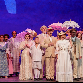 Review: The Croswell's 'Ragtime' tacklesserious issues with grace and empathy